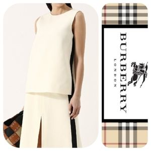 BURBERRY DESIGNER TOP AUTHENTIC NEW W TAGS!